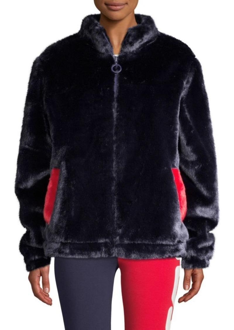 75d5b446 Arianna Faux Fur Jacket