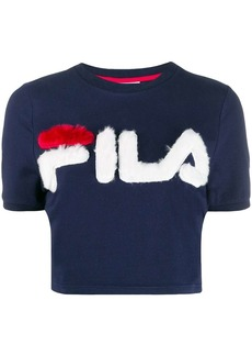Fila Barbara logo T-shirt
