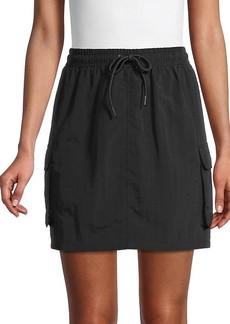 Fila Belle Drawstring Pencil Skirt