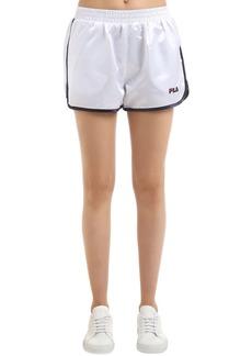 Fila Blanche Retro Shorts
