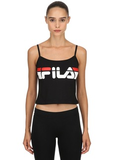 Fila Brit Stretch Cotton Jersey Tank Top
