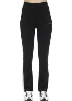 Fila Catriona Cotton Blend Track Pants