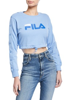 Fila Charlotte Cropped Sweatshirt