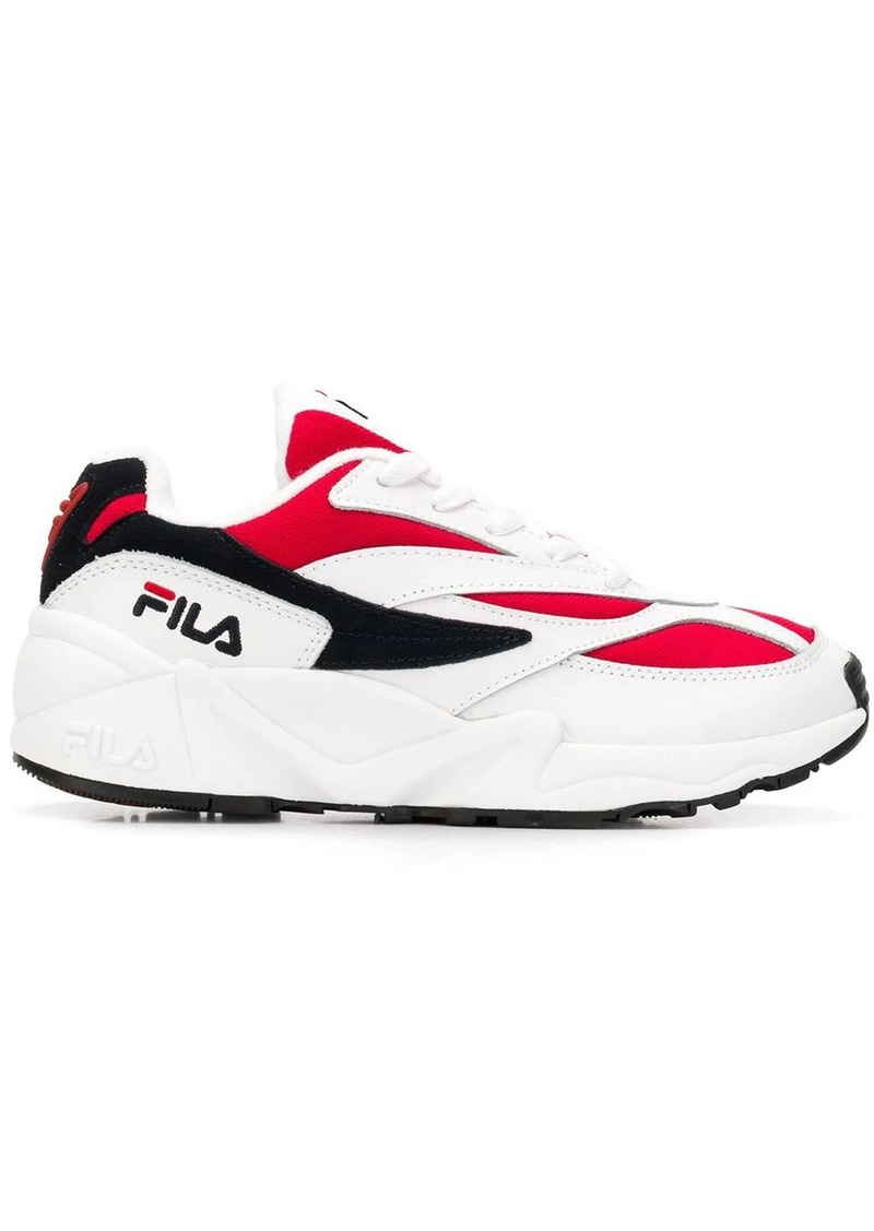 Fila color blocked sneakers
