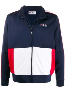 Fila colour block track jacket