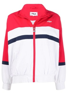 Fila colour blocked jacket