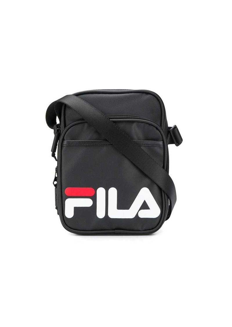 Fila contrast logo shoulder bag