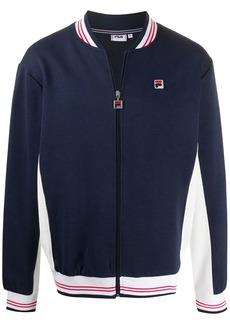 Fila contrast panel jacket