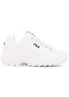 Fila Disruptor Faux Leather Sneakers