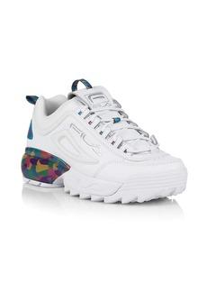 Fila Disruptor II 90s Leather Sneakers