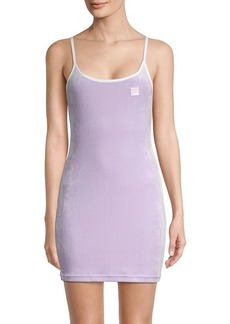 Fila Dylana Velvet Camisole Dress