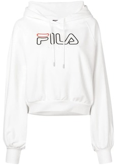 bca6e785427d Fila Logo Color Block Cutout Sweatshirt | Outerwear