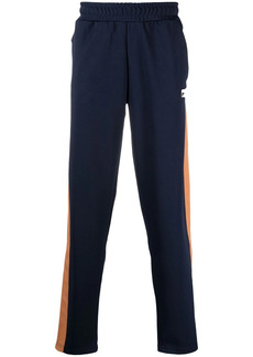 Fila embroidered-logo track trousers
