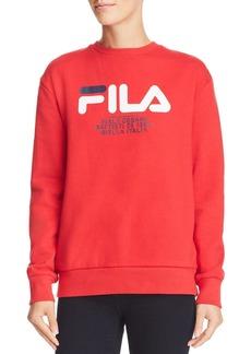 FILA Agnes Logo Sweatshirt