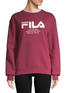 FILA Agnese Logo Sweatshirt