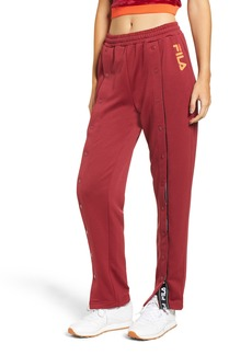 FILA Alice Snap Front Track Pants