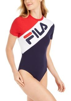 Fila Claudine Colorblocked Bodysuit