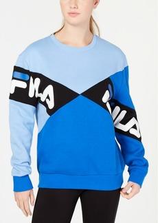 Fila Colorblocked Boyfriend Sweatshirt