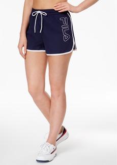 Fila Concetta Woven Logo Shorts