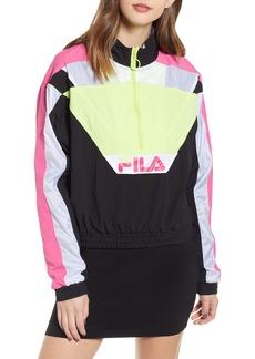 FILA Conchita Half Zip Colorblock Pullover