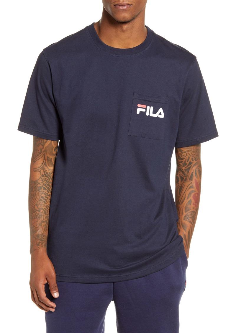 FILA Curtis Pocket T-Shirt