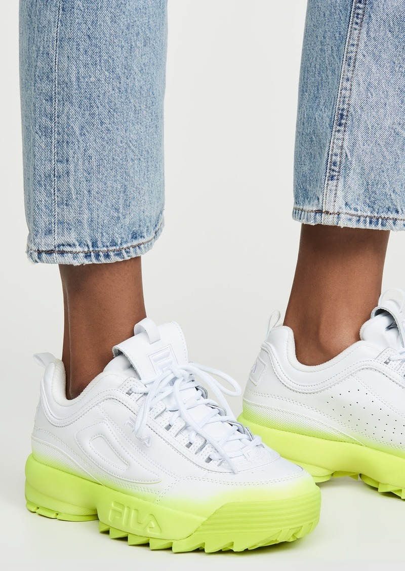 Fila Fila Disruptor II Brights Fade Sneakers Skor  Shoes