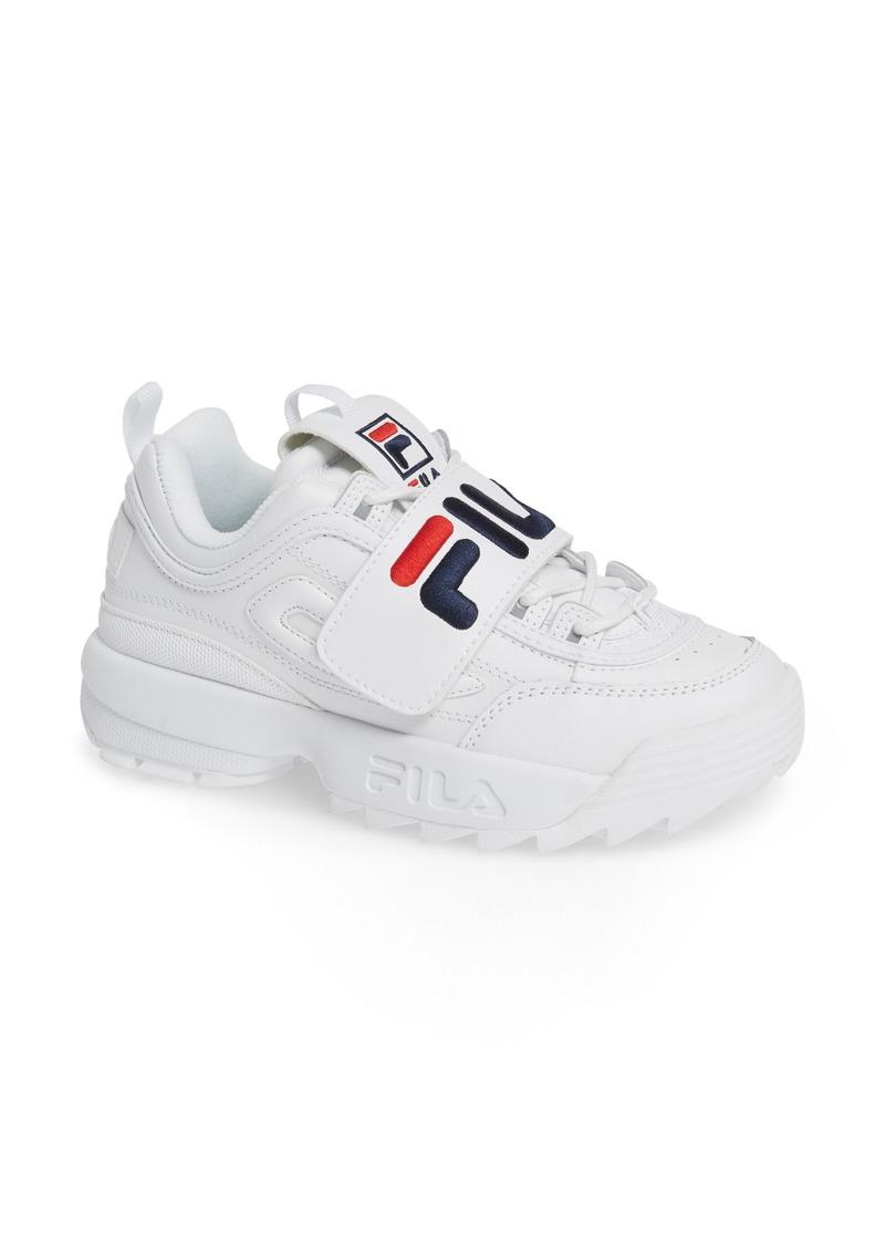 af71c62fbefb Fila FILA Disruptor II Premium Appliqué Sneaker (Women)