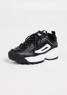 Fila Disruptor II Premium Repeat Sneakers