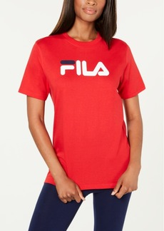 Fila Eagle Cotton Logo T-Shirt