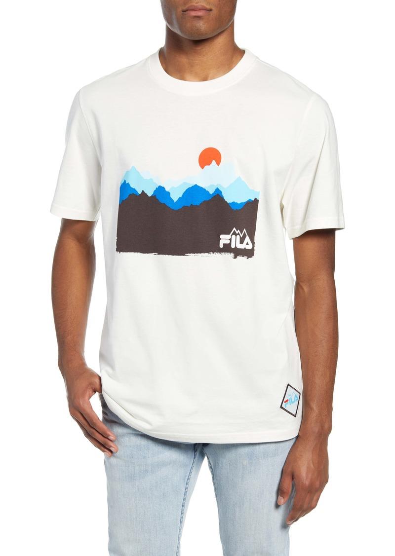 FILA Explorer Logo T-Shirt