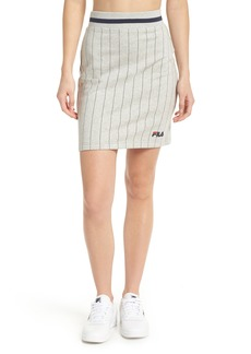 FILA Francesca Pinstripe Skirt