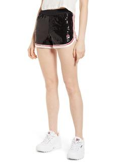 FILA Kachina Sequin Shorts