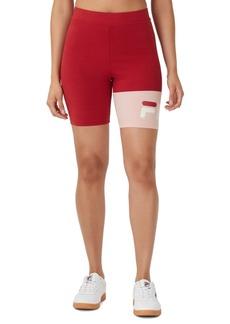 Fila Kaira Colorblocked Bike Shorts