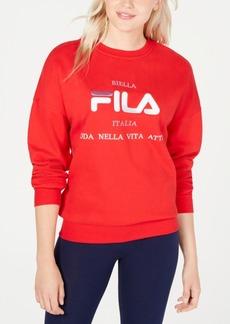 Fila Kimi Logo Sweatshirt