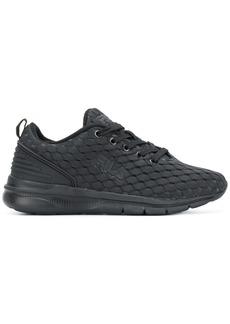 Fila logo sock sneakers - Black