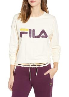 FILA Luz Logo Tee