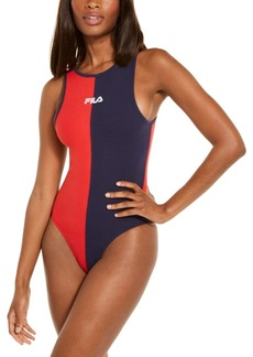 Fila Manon Colorblocked Bodysuit