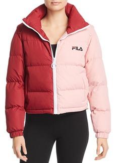 FILA Martina Convertible Puffer Jacket