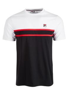 Fila Men's Chest Stripe T-Shirt