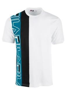 Fila Men's Dixon Logo Graphic T-Shirt