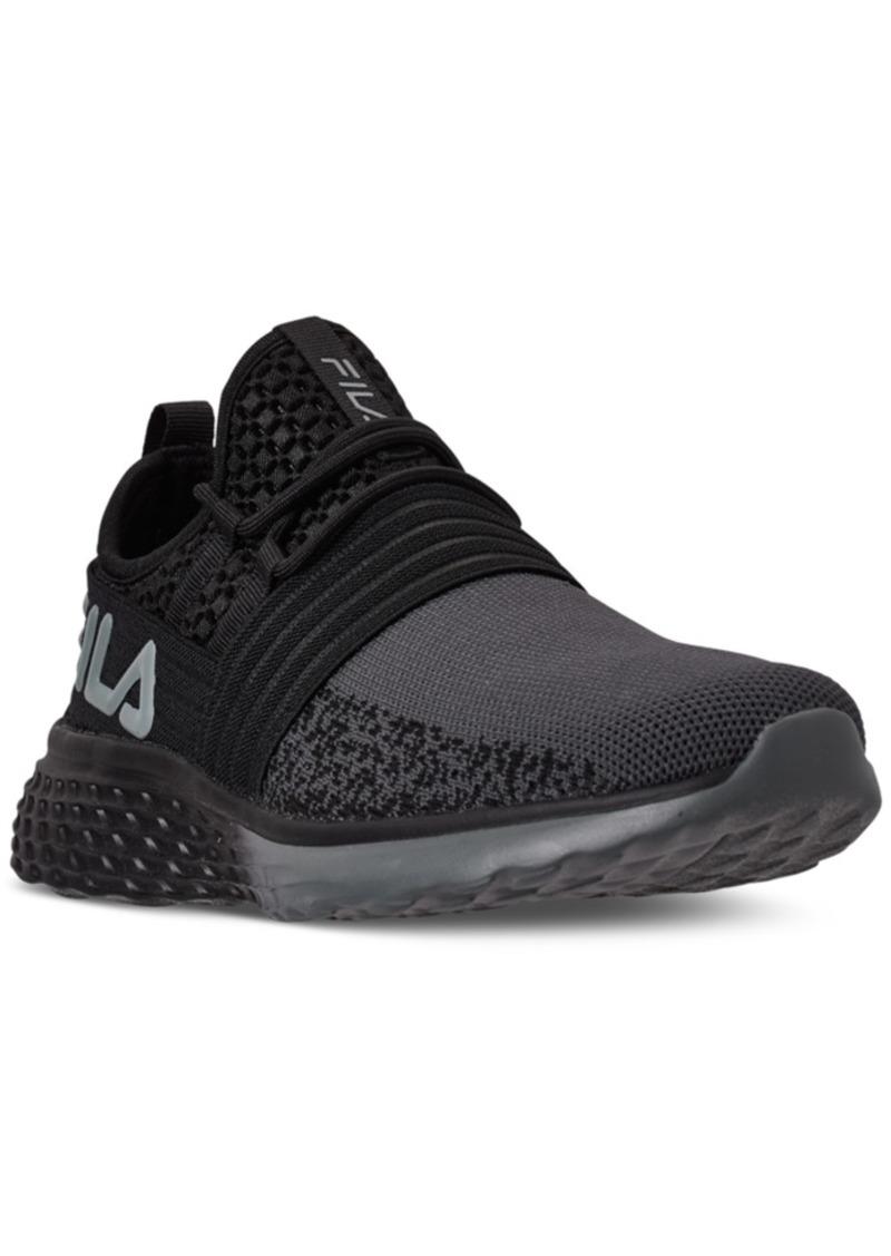 Fila Men's Fondato 4 Running Sneakers from Finish Line