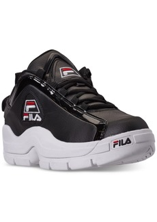 Fila Men's Grant Hill 2 Low Top Basketball Sneakers from Finish Line