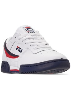 ea0291b729 Fila Men's Original Fitness Casual Athletic Sneakers from Finish Line