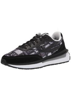 Fila Men's Reno Patchwork Sneaker
