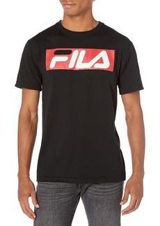 Fila Men's Superior Logo Tee