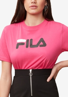 Fila Miss Eagle Cotton T-Shirt