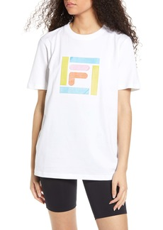 FILA Monique Appliqué T-Shirt