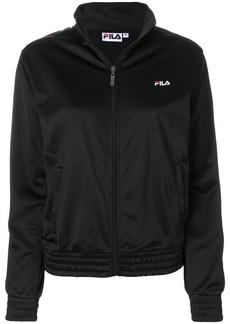 Fila monogram side band sports jacket - Black