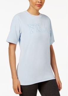 Fila Olivia Velour T-Shirt