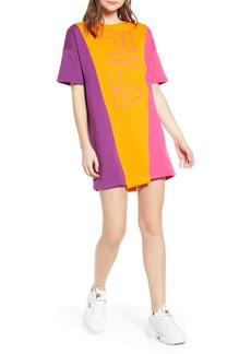 FILA Prima Colorblock T-Shirt Dress